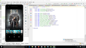 Photo Editor App Android Studio with source code free