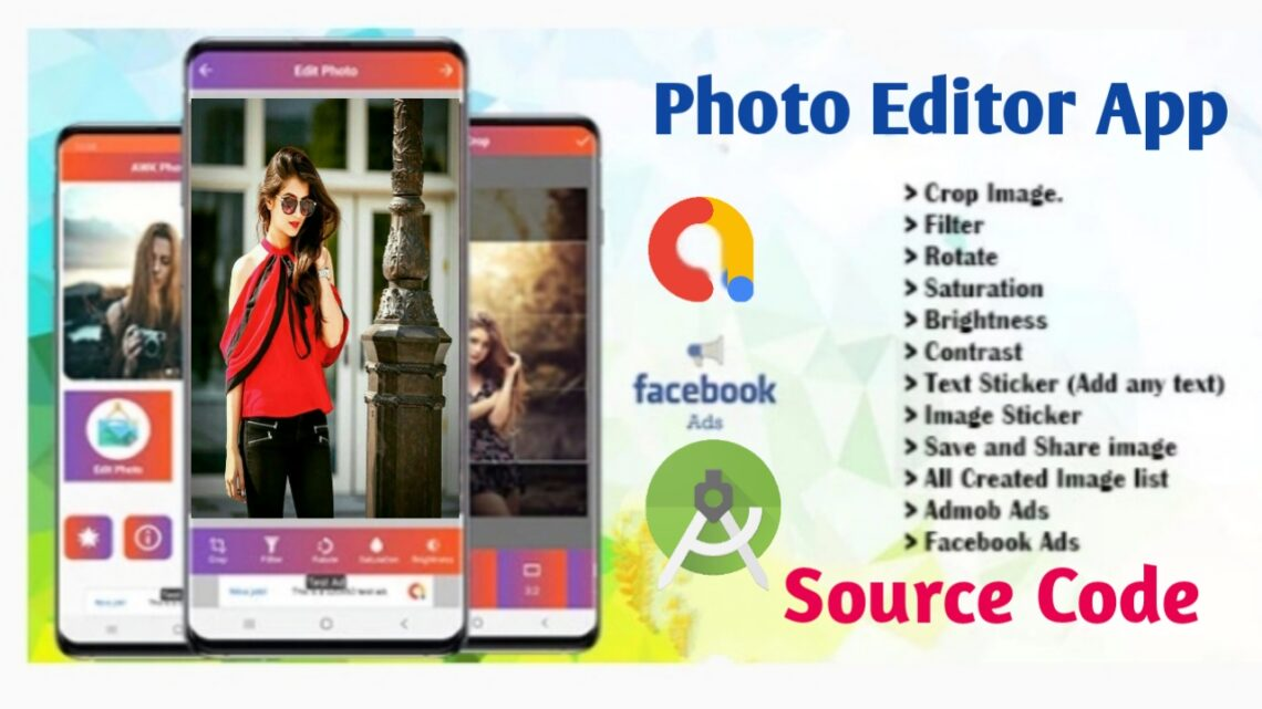 How to Create Best Photo Editor App in Android Studio