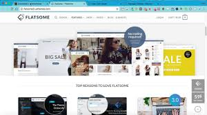 Flatsome 3.12.3 Nulled – Multi-Purpose  WooCommerce Theme