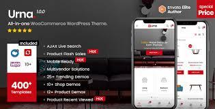 Urna 2.2 – All-in-one WooCommerce WordPress Theme