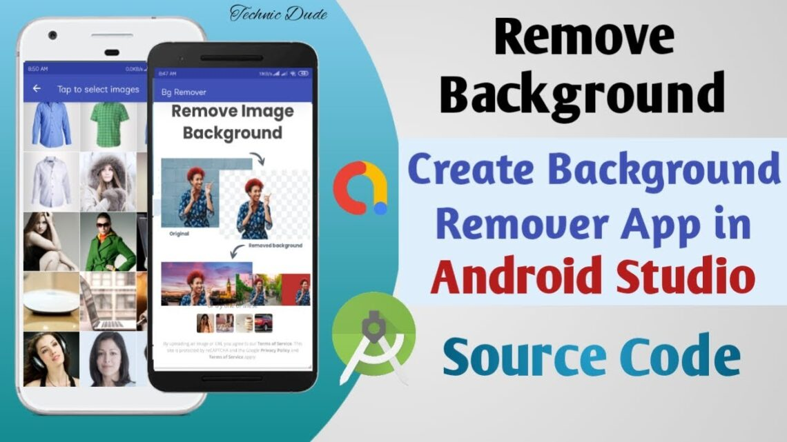 Photo Backround Remover App – Android Source Code